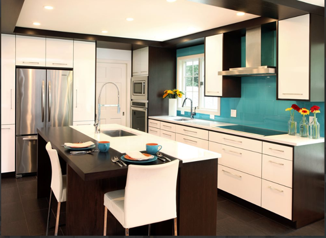 Kitchen Cabinetry with Modern Styles
