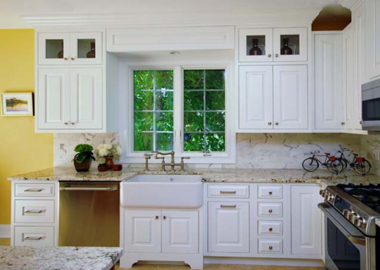 Custom Kitchen Cabinet Design NJ