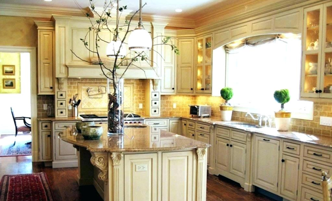 Customized Colors for Cabinets
