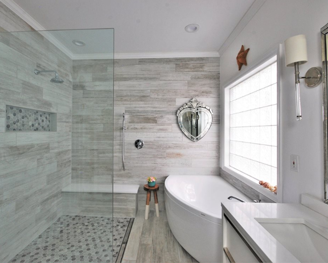 Master Bathroom Designs For Couples His Her Bathroom
