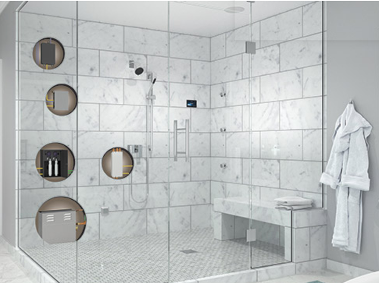 Steam Shower Designers